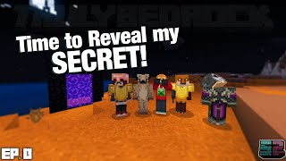 Time To Reveal My BIG Secret | Truly Bedrock Season 2 [#0] | Minecraft Bedrock Edition SMP Server