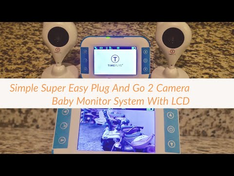 baby-monitor-review:-2-camera-lcd-system