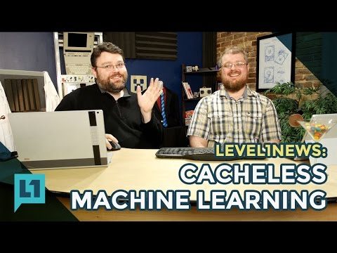 Tech News: Cacheless Machine Learning -- 2016-11-22