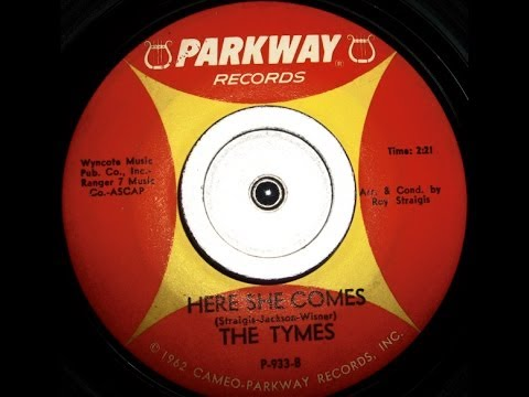 The Tymes - Here She Comes ( Northern Soul )