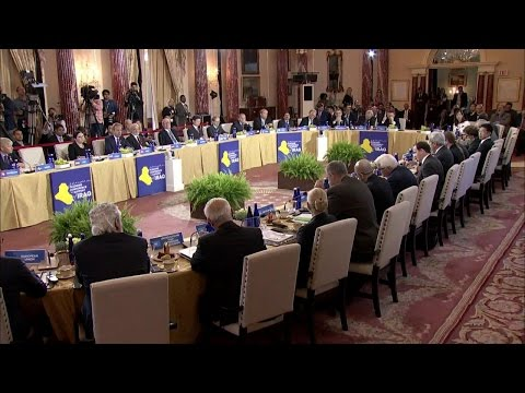 Pledging Conference in Support of Iraq [Full Event]