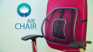 Video Comfort Air Chair Relax Cushion Back Support download MP3, 3GP, MP4, WEBM, AVI, FLV Agustus 2018