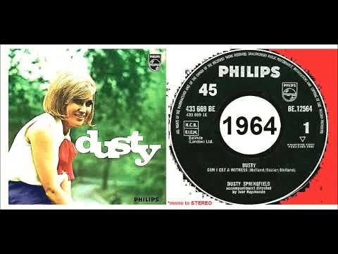 Dusty Springfield - Can I Get A Witness 'Vinyl' mp3