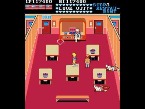 Arcade Longplay [694] Mikie