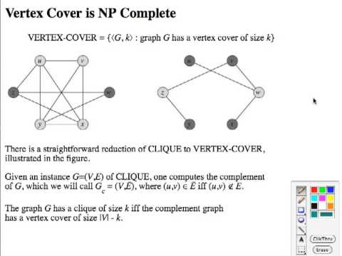 Topic 24 C NP Complete Problems