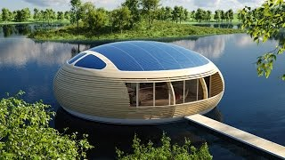 Деревянные Технологии Будущего - Экологичные дома. Финляндия