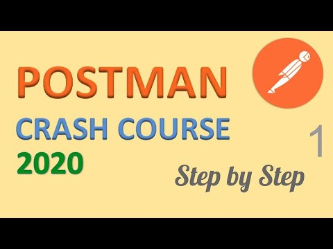 Postman Beginners Crash Course - Part 1 | Postman Introduction, GUI, Request Creation