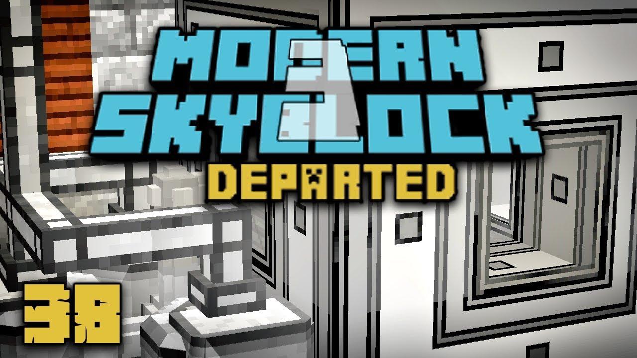 Modern Skyblock 3: Departed EP38 Pressure Chamber Setup + Advanced ...