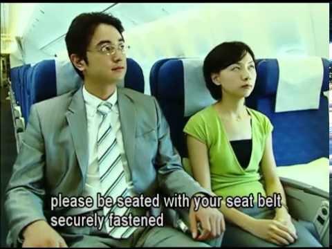 Korean Air A380 Safety video (Korean)