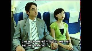 korean air a380 safety video korean