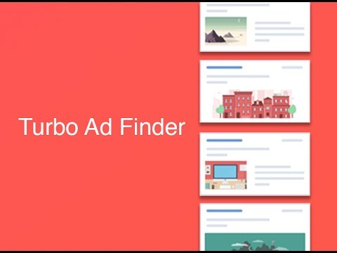 How to use the Turbo Facebook Ad Finder Chrome Extension