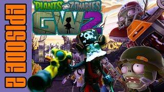Plants Vs Zombies Garden Warfare 2 (PVZ GW2)