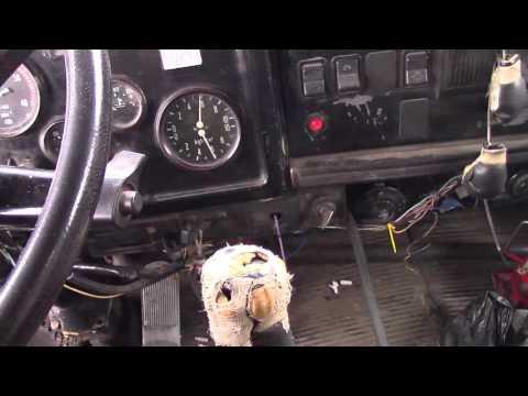 Будни Камазиста : Устранение утечки воздуха , ремонт