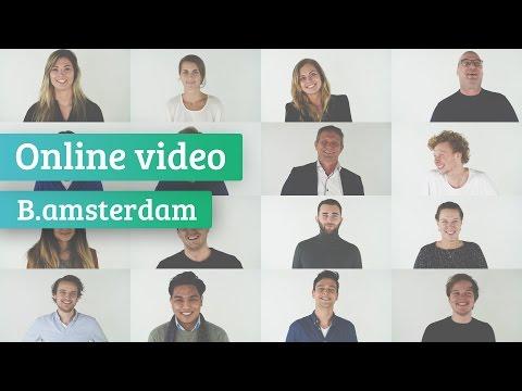 B amsterdam Let's start up 2017 | Studio huren in Amsterdam