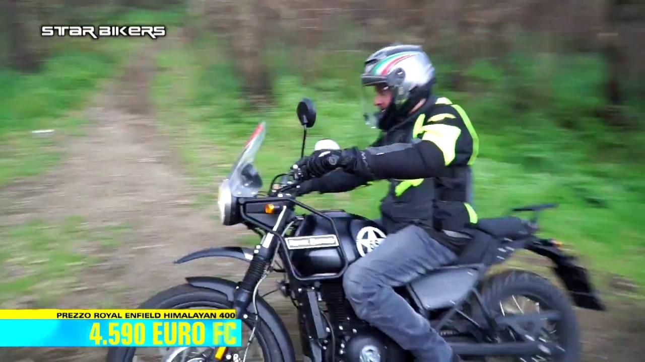 Test Royal Enfield Himalayan 400 Youtube