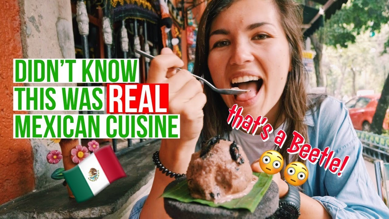 How Eating Bugs & Worms in Mexico Taught Me a Huge Life Lesson