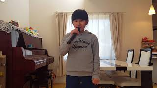 高知県で毎日、自宅や毎週ボイスレッスンに通いながら練習を頑張ってい...