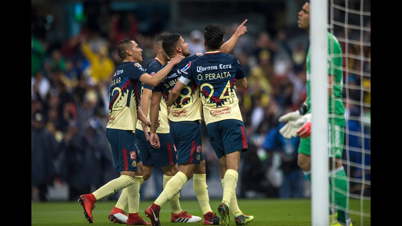 Resumen Club América 1 0 Atlas J4 Liga Mx Clausura