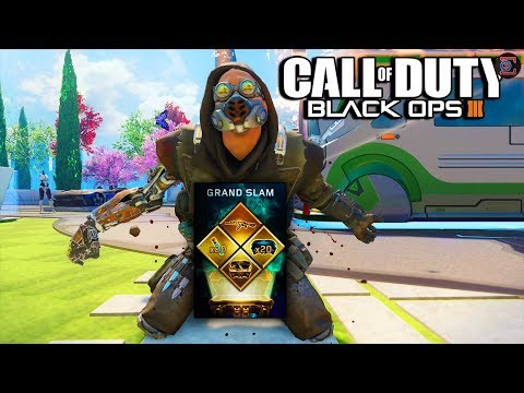 1 WINS LEFT for Grand Slam in Call of Duty Black Ops 3