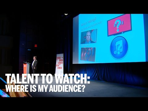 TELEFILM CANADA'S TALENT TO WATCH: Where is Your Audience? | TIFF Industry 2014