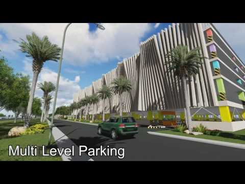 SANGLEY INTERNATIONAL AIRPORT THESIS ANIMATION