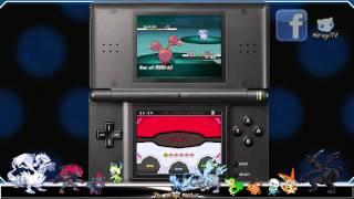 Pokémon Black & White versions: Zoroark C-Gear Skin Password and Distribution Event!!!