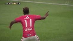 Kingsley Coman FIFA 17