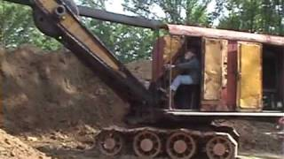 Repeat youtube video Earth moving equipment at May 2009 Steam Gas & Horse assoc