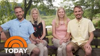 Identical Twin Brothers Marrying Identical Twin Sisters Share Story: 'Love At First Sight' | TODAY