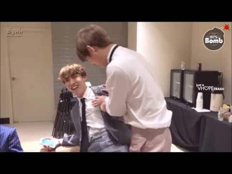 VHOPE | Taehyung Is Desperate For Hoseok (analysis)