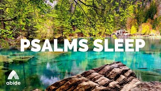 SLEEP WITH GOD'S WORD ON: TΗE BOOK OF PSALMS Relaxing Bible Stories & Prayers | The Truth Lives!