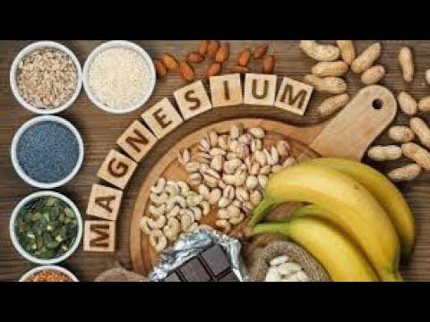 جدول العناصر الغذائية وفوائدها