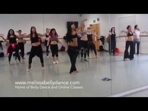 BELLY DANCE DRUM SOLO (FULL) CHOREOGRAPHY BREAK DOWN