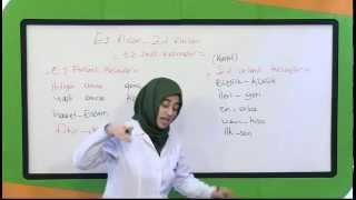 Gambar cover 4. Sınıf Türkçe Eğitim Seti Eş Anlamlı-Zıt Anlamlı- Eş Sesli Kelimeler