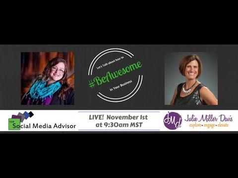 The Social Media Advisor: Get Untuck in Your Business with Julie Miller Davis