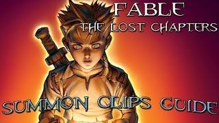Any% Summon Clips Guide - Fable: TLC