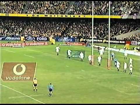 Rugby Test Match 2003 -- Australia vs. England