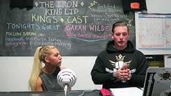 Kings Cast: Sarah Wilde ( Iron Barbie )