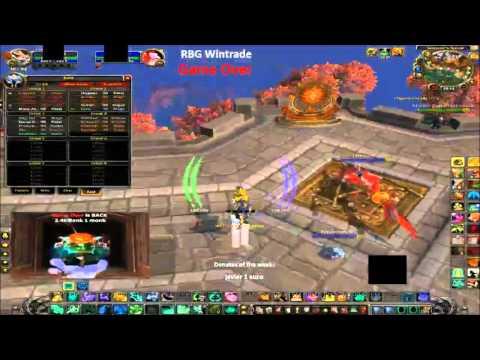 World of warcraft - RBG mmr bug / Win Trading
