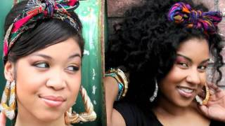 Retro Tribal Glam Accessories Thumbnail