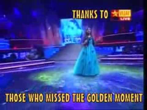 Super Singer Junior 2 Alka Ajiths Great Performance in Grand finale