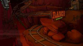 Scooby Doo: Showdown In Ghost Town walkthrough part 6: Train Chase (2/2)
