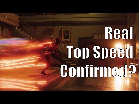The Flash Season 6: Barry's Top Speed Revealed?