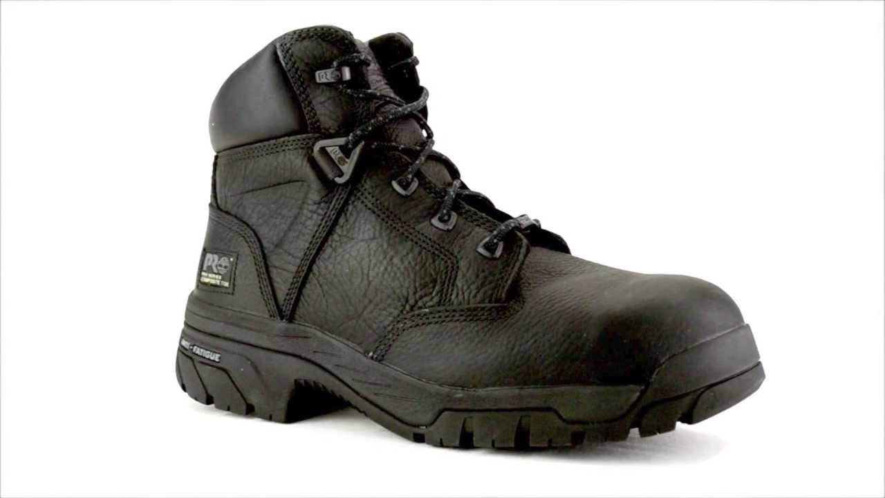 Men's Timberland 87517 Composite Toe WP Work Boot @ Steel-Toe ...