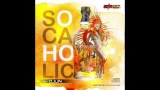 SOCAHOLIC Mix CD Hosted By Barrie Hype & DJ Lin