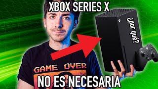 🤔 XBOX Series X: NO ES NECESARIA. No lo digo yo: Lo dice Phil Spencer