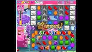 Candy Crush Saga Level 1244 No Boosters