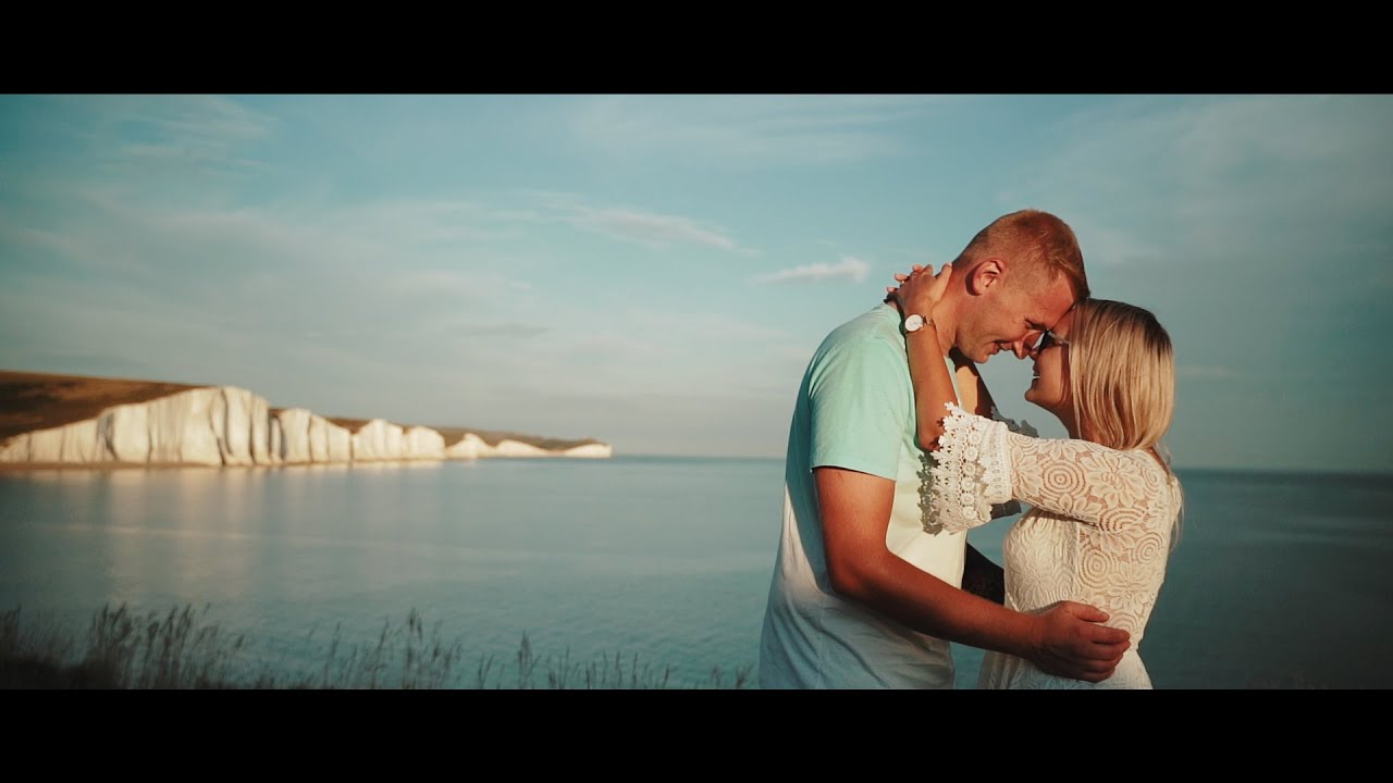Zuzanna & Szymon's Engagement Film | Seven Sisters, East Sussex