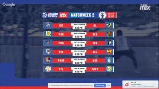 Live Stream JDT vs Kuala Lumpur