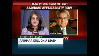 Aadhaar Case Referred To Larger Bench By SC